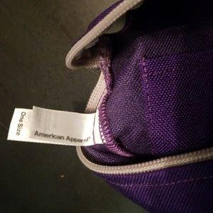 American Apparel Accessories - *RARE* American Apparel Nylon Cordura Fanny Pack